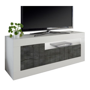 Benvenuto Design Urbino TV-meubel Wit / Oxid