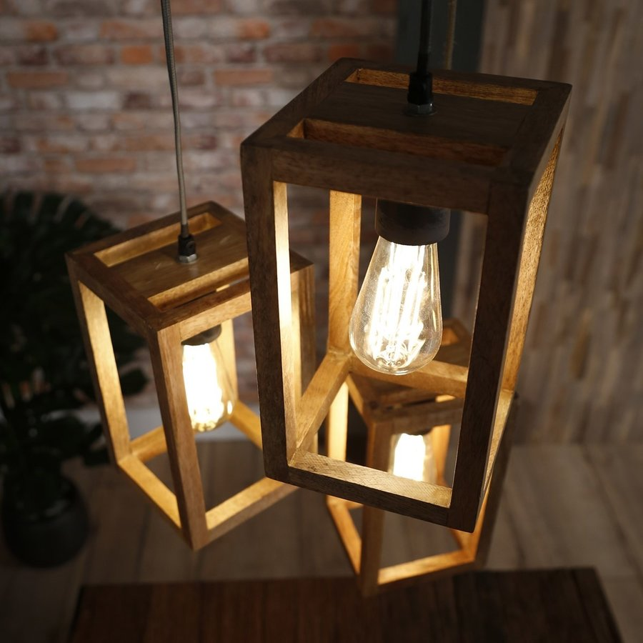Flamy Hanglamp Trio