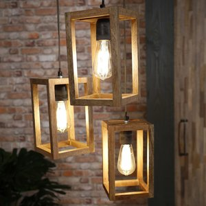 Davidi Design Flamy Hanglamp Trio