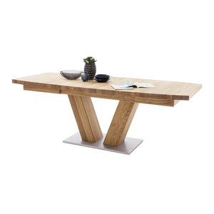 Nova Design Managua Eettafel Wildeiken 140 - 220 cm