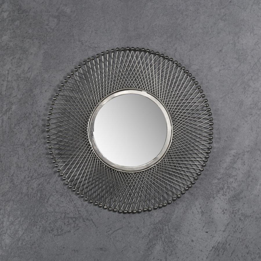 Mesh Spiegel Ø50 cm