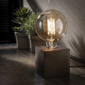Davidi Design Block Tafellamp Zwart