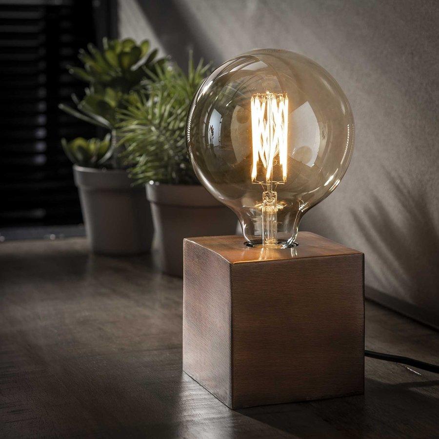 Block Tafellamp Koper