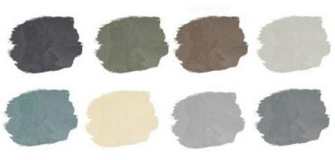 kleur pastellen industrieel - Furnea