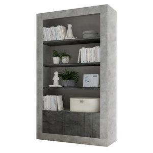 Benvenuto Design Urbino Boekenkast Beton / Oxid