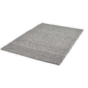 Obsession Loft Vloerkleed 80 x 150 cm Zilver