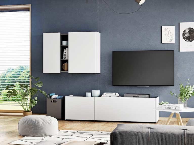 Germania Veluva TV-meubel kopen bij Furnea
