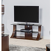 Dudley Large TV meubel Walnoot