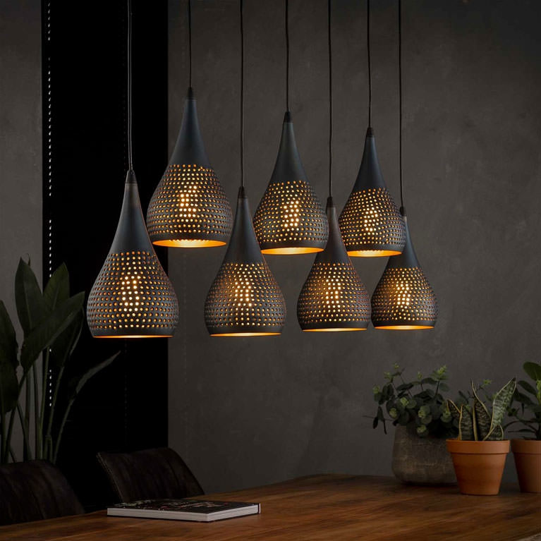 Hanglampen industrieel