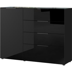 Germania Oakland Dressoir Zwart