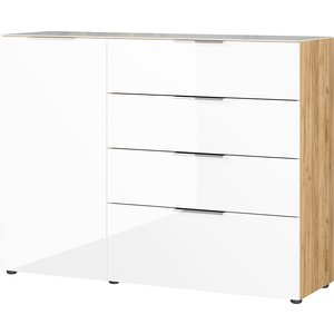 Germania Oakland Dressoir Eiken / Wit