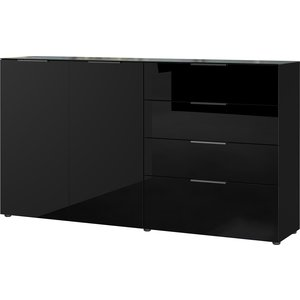 Germania Oakland Large Dressoir Zwart