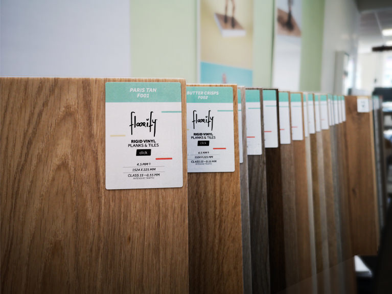 Floorify Showroom Furnea