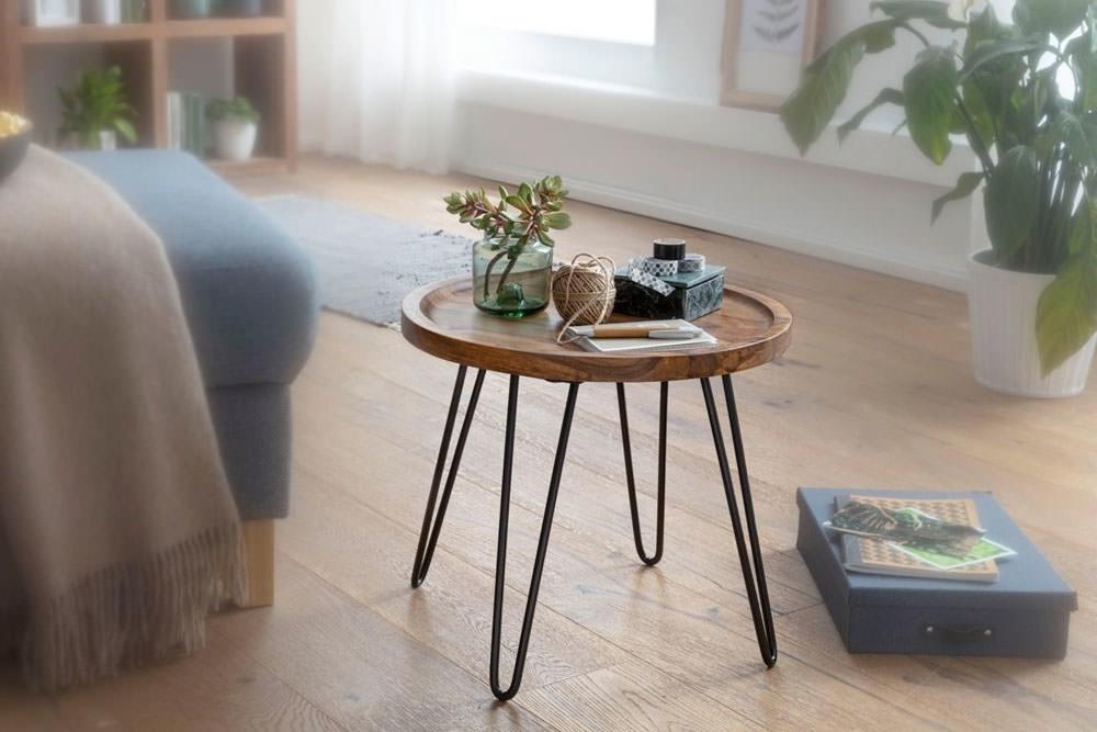 Kleine salontafel