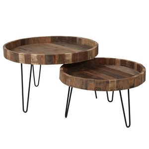 Davidi Design Lodge Salontafel Set