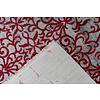 Baroque 120 x 170 cm Vloerkleed Rood
