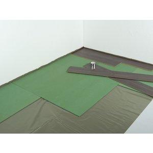 Floorea Twist Board Ondervloer 7 m2 (pakinhoud)