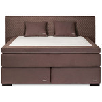 Continental Superior Boxspring Donkerbruin