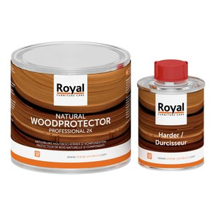 Oranje Furniture Care Natural Wood Protector 2K lak