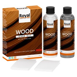 Oranje Furniture Care Elite Polish Wood Care Kit + Cleaner