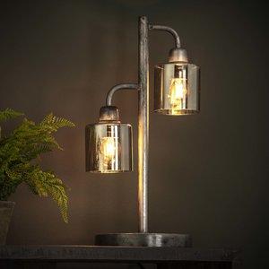Davidi Design Harbor Tafellamp Amber Glas
