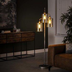 Davidi Design Harbor Vloerlamp Amber Glas