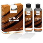 Matt Polish Wood Care Kit + Cleaner