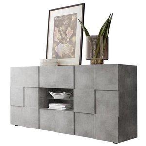 Benvenuto Design Dama Dressoir Small Beton