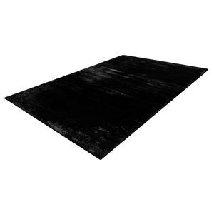 Lalee Heaven 80 x 150 cm Vloerkleed Zwart
