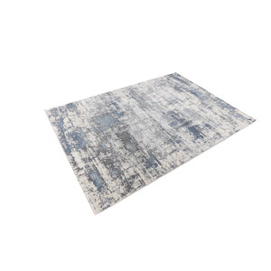 Pierre Cardin Paris 80 x 150 cm Vloerkleed Blauw 503