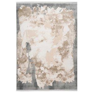 Pierre Cardin Trocadero 160 x 230 cm Vloerkleed Beige / Zilver