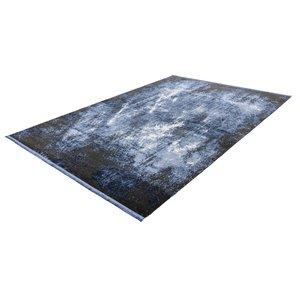 Pierre Cardin Elysee Vloerkleed 80 x 150 cm Blauw