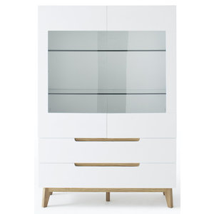 Nova Design Cervo Vitrinekast 107 cm