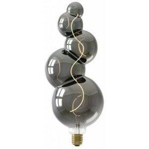 Calex Holland Alicante LED lamp Titanium