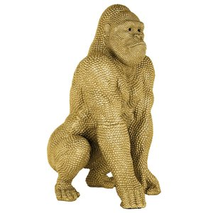 Richmond Interiors Gorilla Deco Object Goud