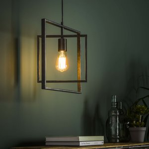 Davidi Design Turn Hanglamp Vierkant