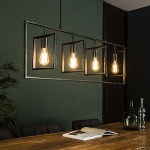 Davidi Design Turn Hanglamp 4L Vierkant