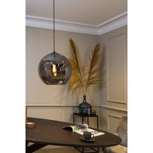 Lions Design Shelbey Hanglamp Smoke Glas