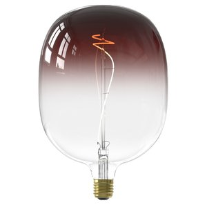 Calex Holland Avesta LED lamp Marron