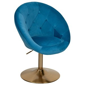 Sky Style Cozy Fauteuil Blauw