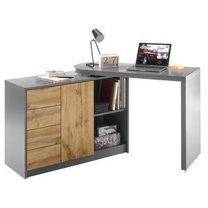 Nova Design Mantua Bureau Draaibaar Tafelblad
