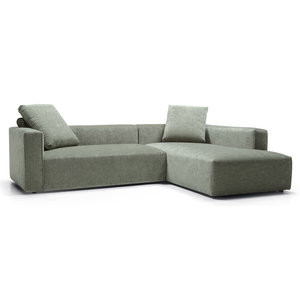 Sits Liam 2-Zits + Divan Hoekbank Turquoise