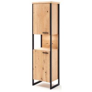 Nova Design Salerno Opbergkast Hoog 1 Vak