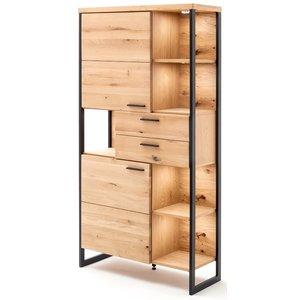 Nova Design Salerno Opbergkast Hoog 5 Vakken