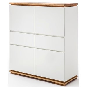 Nova Design Chiaro Opbergkast Wit Mat