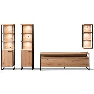 Nova Design Salerno TV-Meubel Set Twee