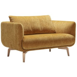 Sits Moa Loveseat Fauteuil Mosterd