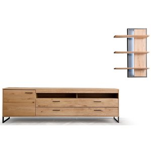 Nova Design Portland TV-Meubel Set Drie