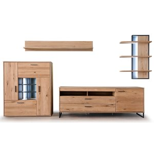 Nova Design Portland TV-Meubel Set Twee