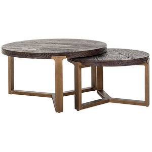 Richmond Interiors Cromford Mill Salontafel Set
